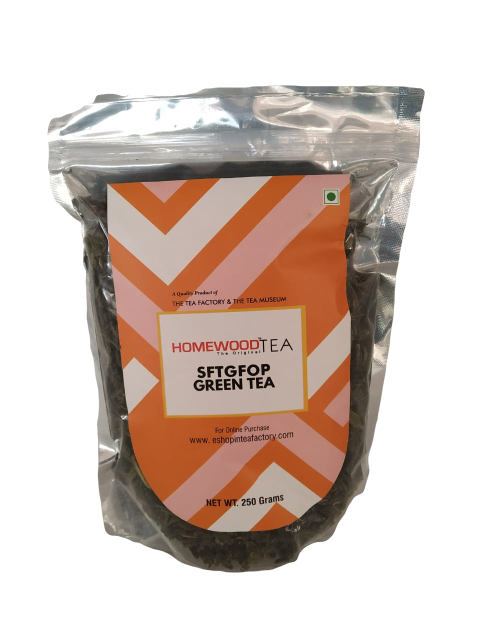 Homewood Green Tea SFTGFOP (Poly Pack)