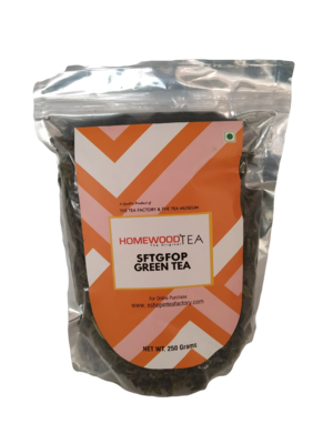 Homewood Green Tea SFTGFOP (Poly Pack)