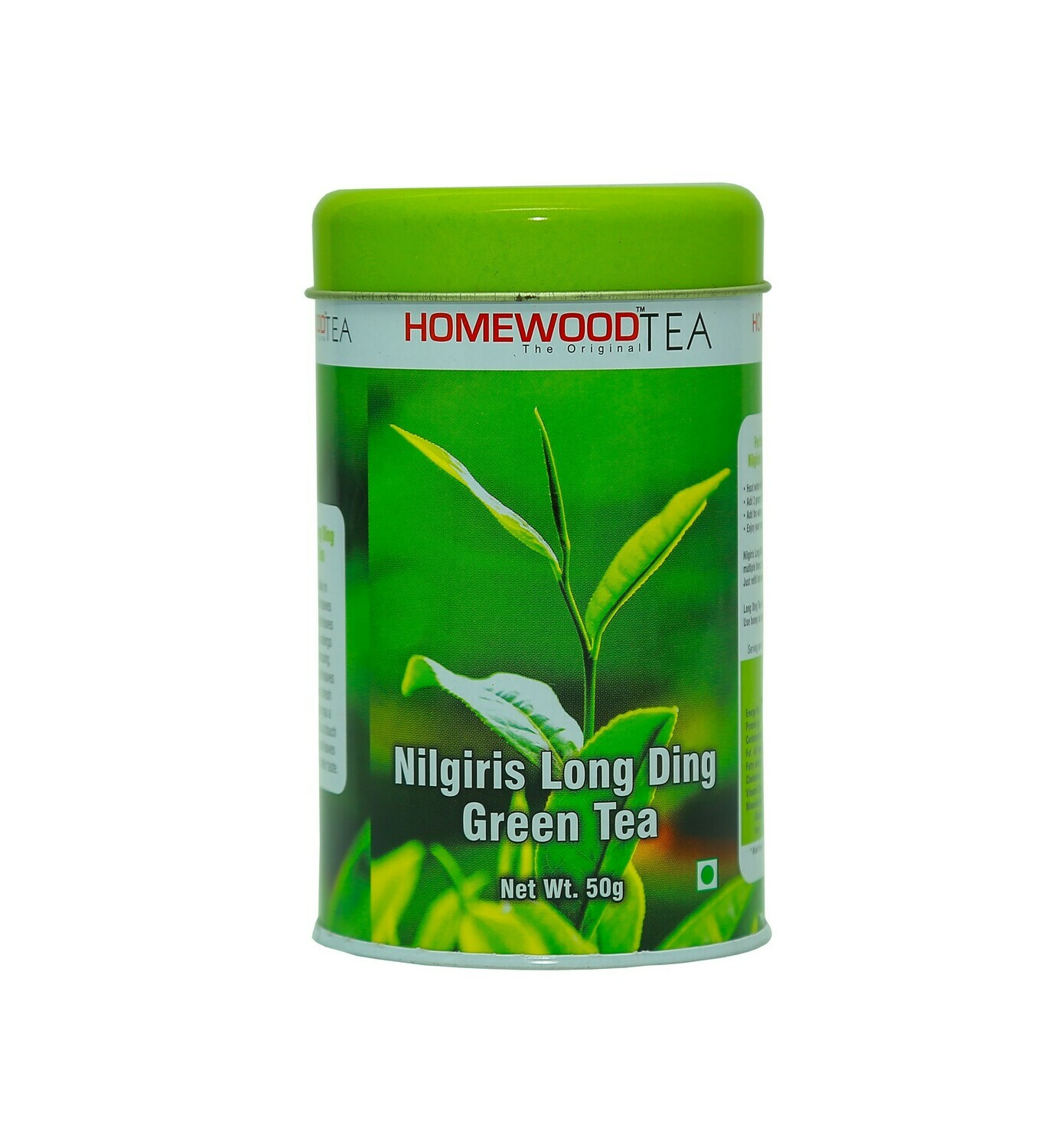 Homewood Long Ding Green Tea (Tin Pack)