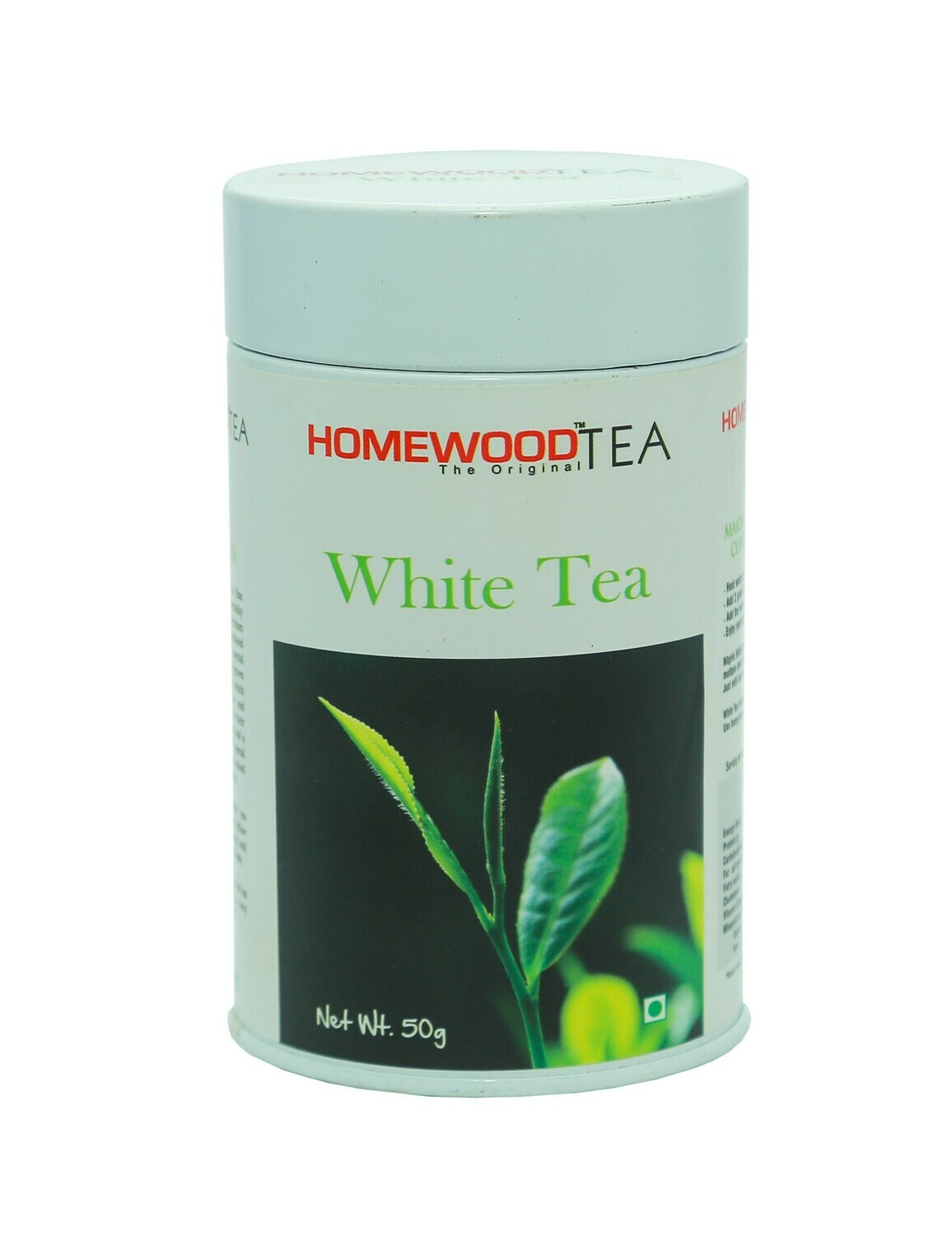Homewood White Tea