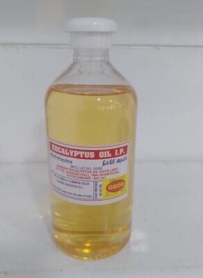 Eucalyptus Oil (500 ml)