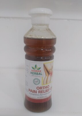Ortho Pain Relief Oil