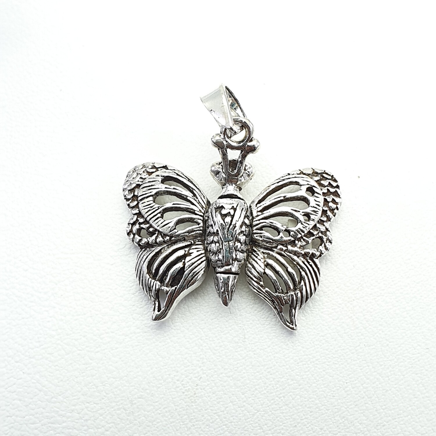 Silver Butter fly