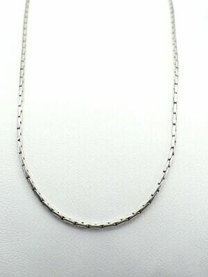 Silver chain 50cm