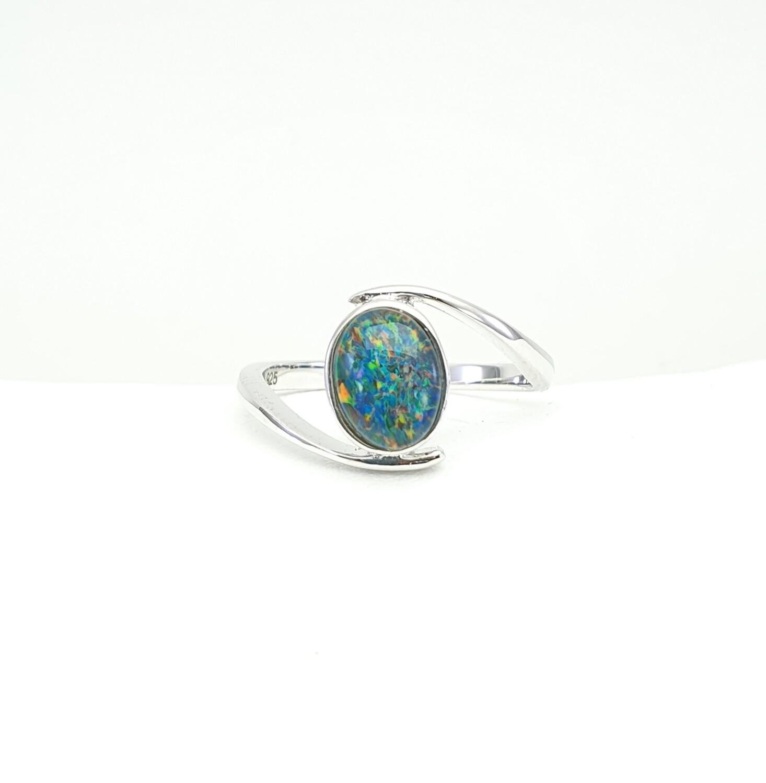 Ring, Opal