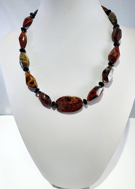 Pilbara Jasper Stone Necklace
