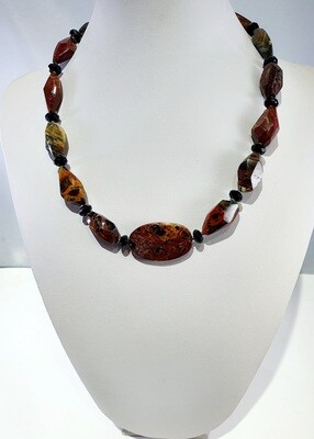 Pilbara Jasper Stone Necklace