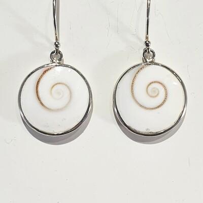 Shiva's Eye earrings