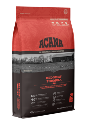 Acana Dog Grain Free Red Meat