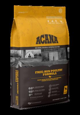 Acana Dog Grain Free Run Poultry