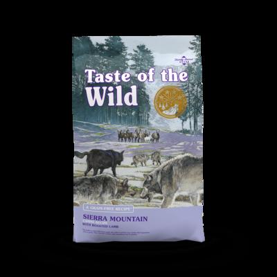 Diamond Taste of the Wild Sierra Mountain Roasted Lamb Dog