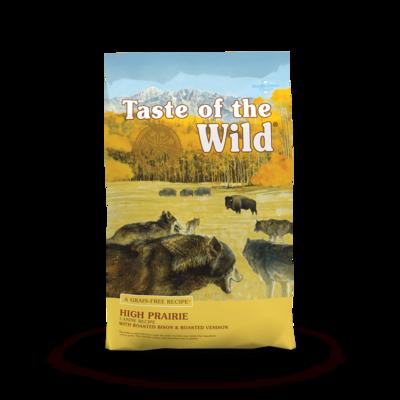 Diamond Taste of the Wild High Prairie Roasted Bison & Venison Dog