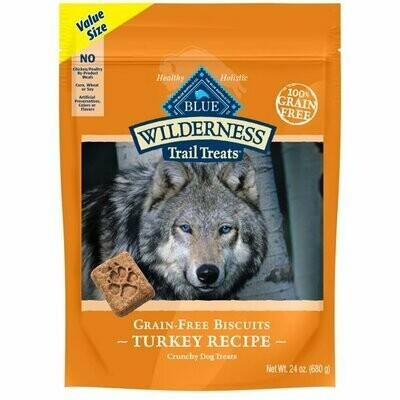 Blue Buffalo Wilderness Turkey Biscuits Dog