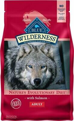 Blue Buffalo Wilderness Salmon Dog
