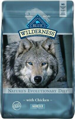 Blue Buffalo Wilderness Chicken Dog