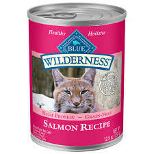 Blue Buffalo Wilderness Salmon Recipe