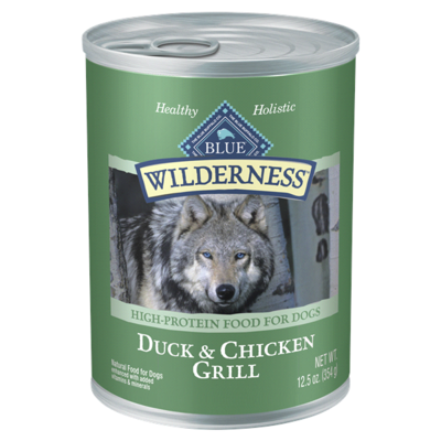 Blue Buffalo Wilderness Duck/ChickenCan