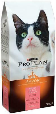 Purina Pro Plan Total Care Salmon & Rice Cat - 3.5lb