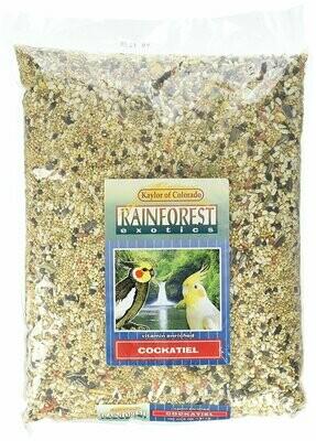 Rainforest Cockatiel 2 Lb