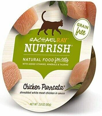 Rachael Ray Nutrish Chicken Purrcata Wet Cat Food 2.8oz