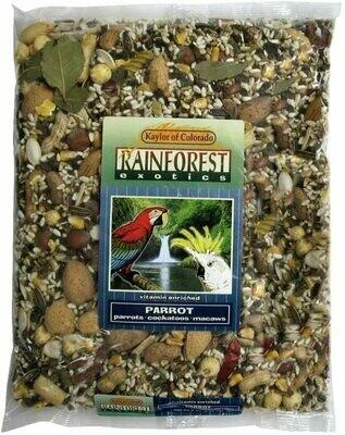 Rainforest Parrot 3 Lb