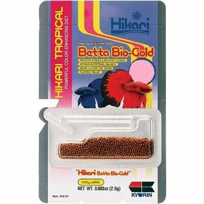 Hikari Betta Biogold 2 g