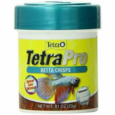 TetraPro Betta Crisps .81 oz