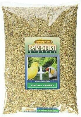 Rainforest Canary/Finch 4 Lb