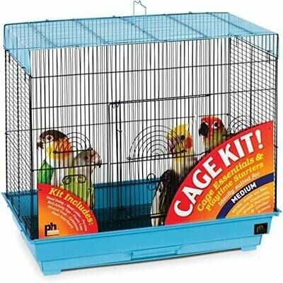 """Prevue Medium Bird Kit 26 x 14"""" Flight Cage"""
