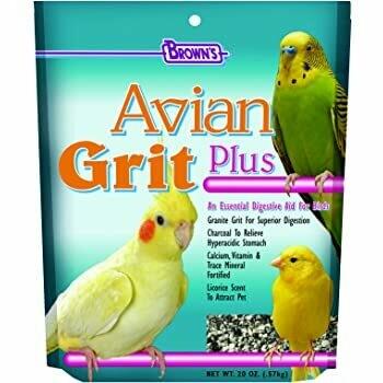 F.M. Brown`s Sons, Inc. Avian Grit Premium Bird Gravel 20 Oz