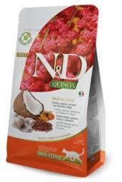 Farmina Cat  Quinoa SKIN HERRING    3.3 Lbs