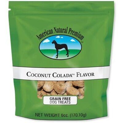 American Natural Premium Coconut Colada Flavor Dog Treats, 6 Oz