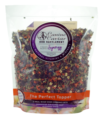 Canine Caviar Synergy Vegetable Mix Supplement 24OZ