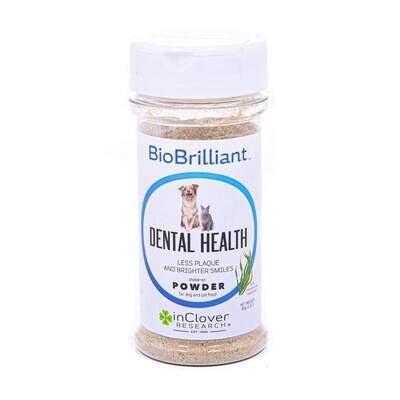 InClover, BioBrilliant Dog and Cat Teeth Treat