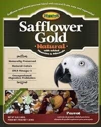 Higgins Saff Gold Parrot L   Standish Milling Company
