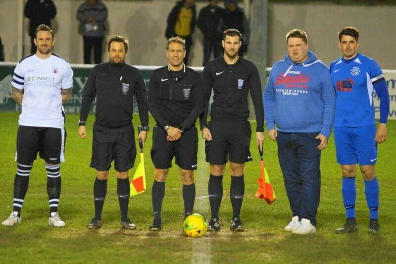Faversham Town F.C Match Day Sponsor