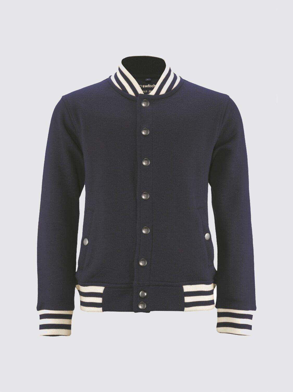 Jeff | College Jacket