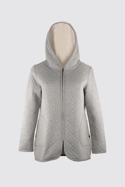 Marta   Diamond Fleece Jacket