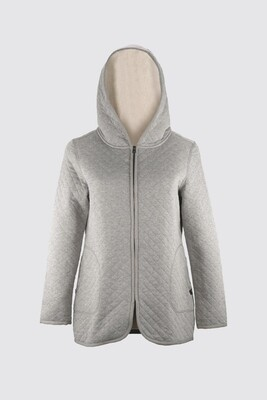 Marta | Diamond Fleece Jacket