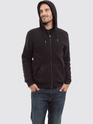 Ivo | Hooded Jacket