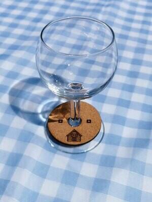 6 Marque-verres