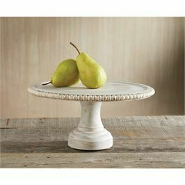 MP Beaded Cake Stand