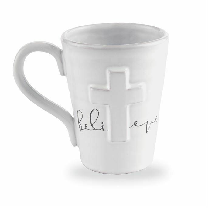 MP Believe Cross Mug