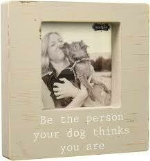 MP Be the Person Frame