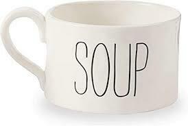 MP Bistro Soup Mug