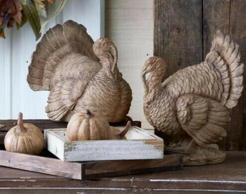 Turkey Figurines