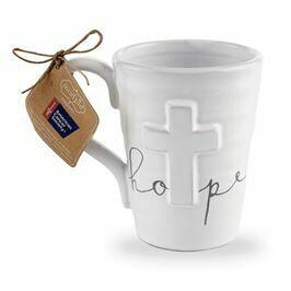 Hope Cross Mug