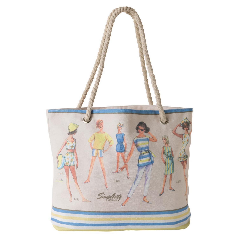 Simplicity Beach Bag