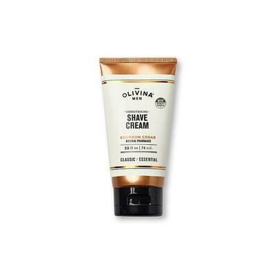Olivina 2.5oz Shave Cream