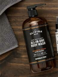 Olivina Body Wash 8.5 oz